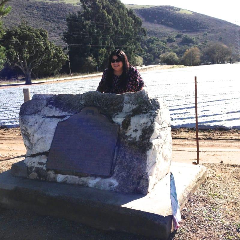 CHL #651 - Battle of Natividad Site