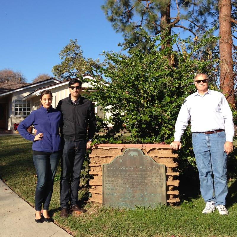 CHL #669 - Governor Stoneman Adobe, Los Robles