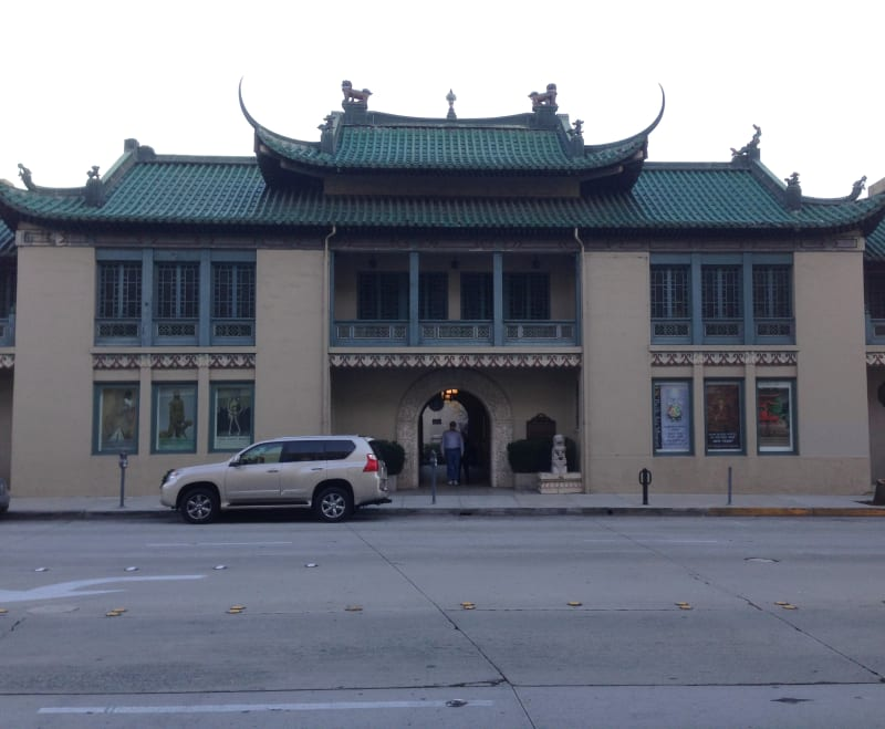 CHL #988 - Pacific Asia Museum