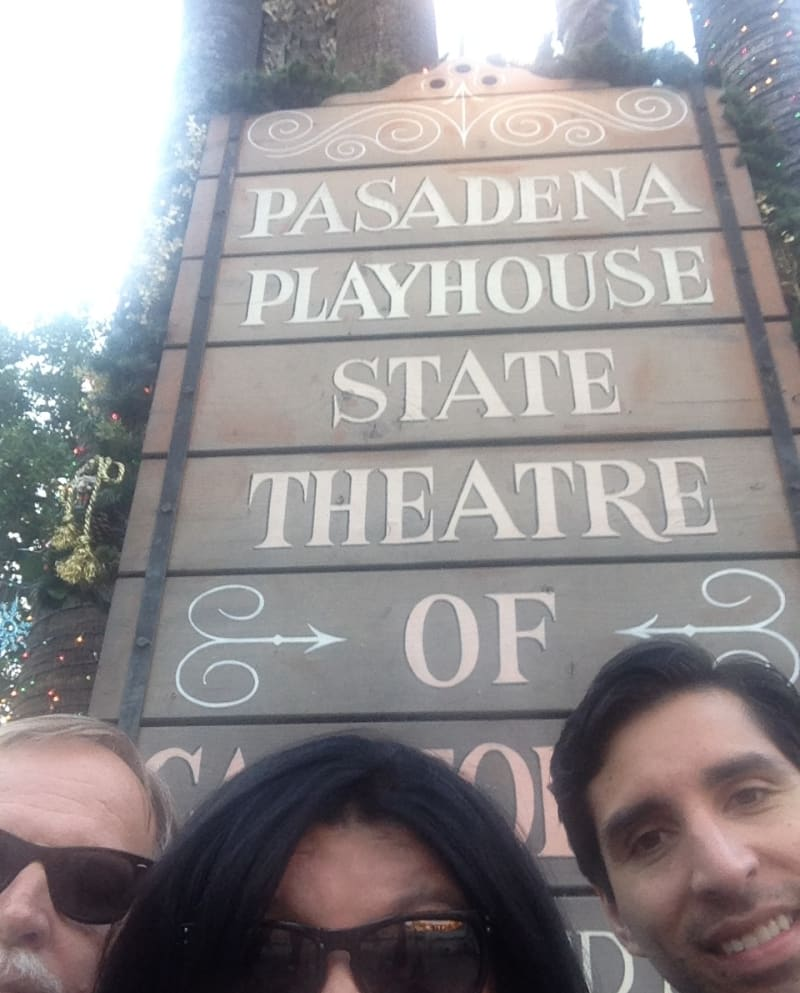 CHL #887 - Pasadena Playhouse
