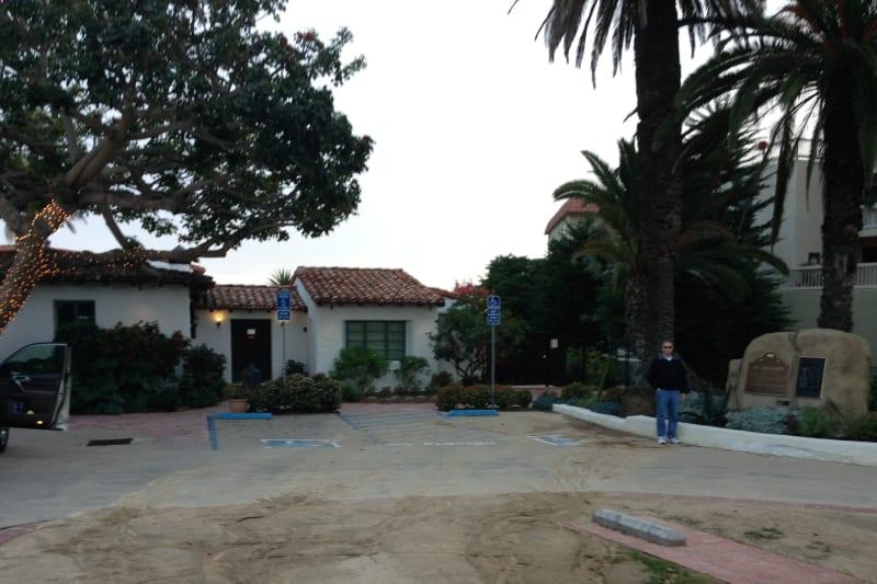 Casa Romantica Cultural Center and Gardens at 415 Avenida Granada, San Clemente.