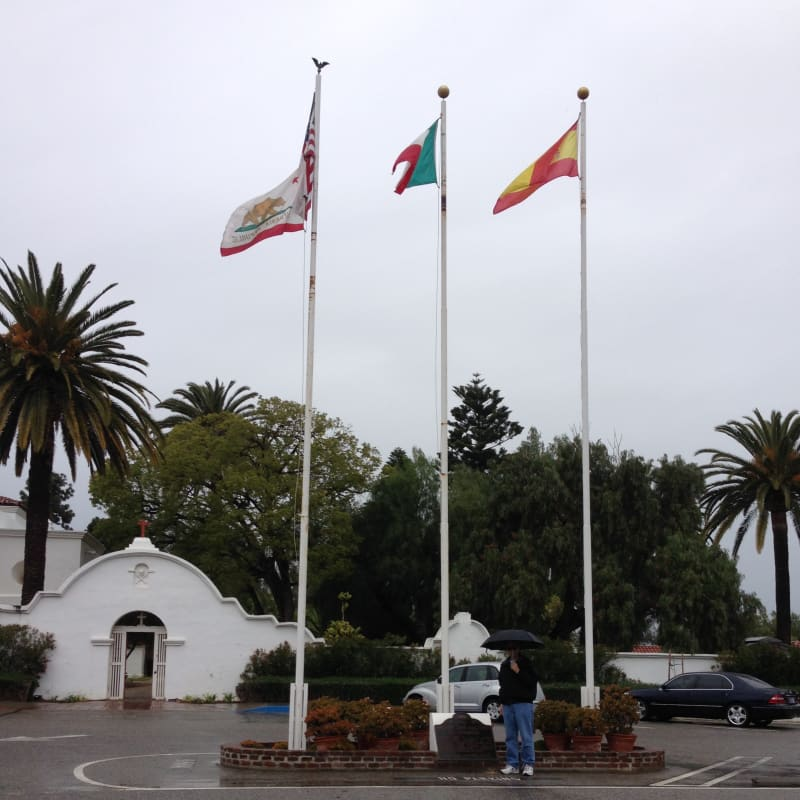 CHL #239 Mission San Luis Rey de Francia marker