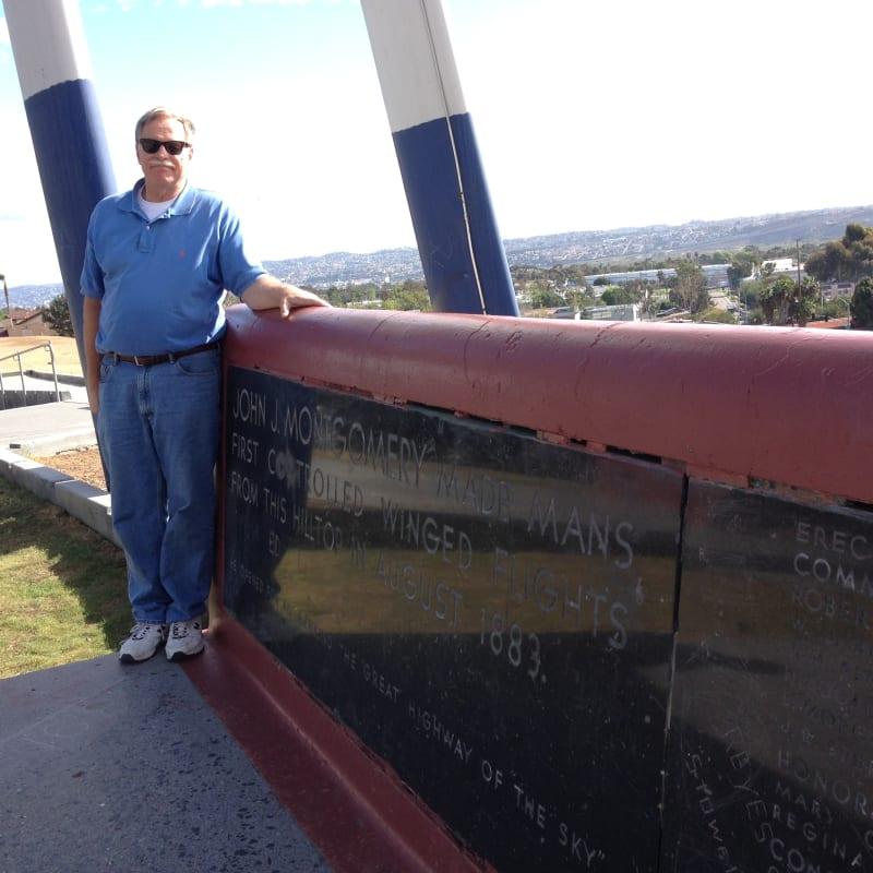 CHL #711  Montgomery Memorial