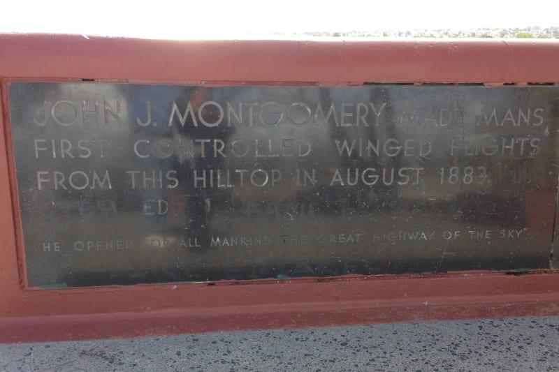 CHL No. 711  Montgomery Memorial Private Plaque