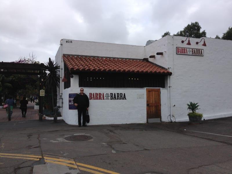 CHL 66 CONGRESS HALL SITE - Back of the Bara Bara Saloon