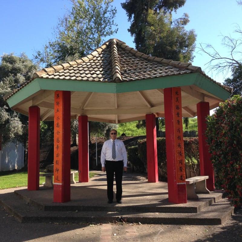 CHL No. 889 Bok Kai Temple Grounds