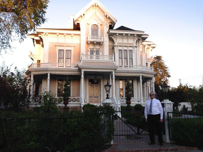 CHL No. 864  Gable Mansion