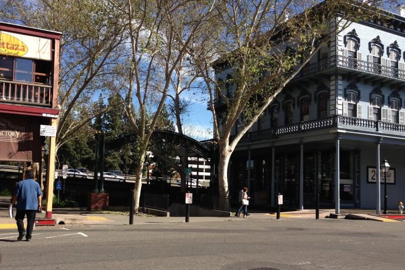 CHL No. 600  Headquarters of the Big Four (Original Location)