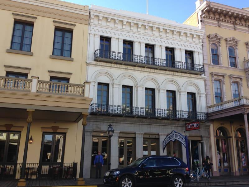 CHL No. 607  Adams and Company Building
