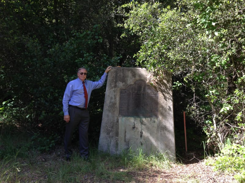 NO. 474 SITE OF THE FORMER VILLAGE OF SEARSVILLE Marker
