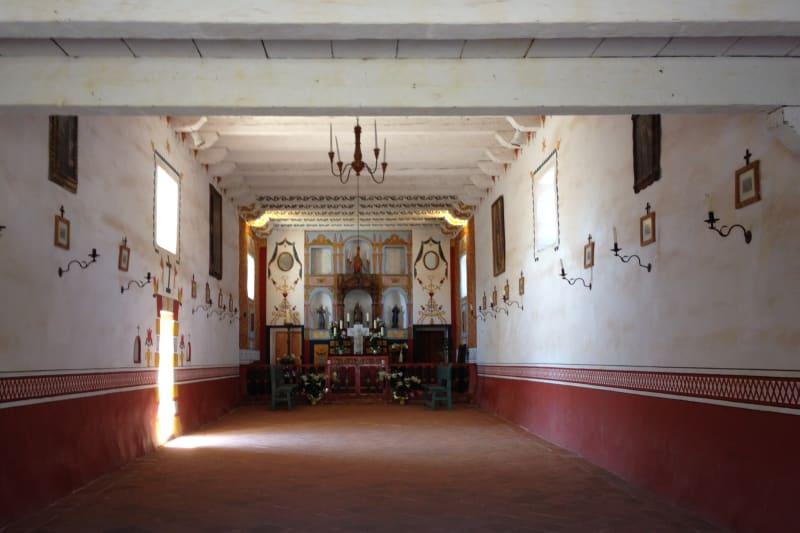 NO. 636 ROYAL SPANISH PRESIDIO, Chapel