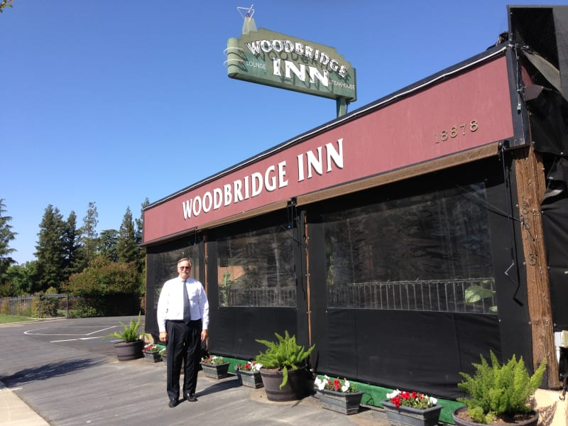 NO. 358 TOWN OF WOODBRIDGE - Woodbridge Inn