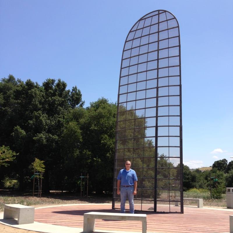 NO. 813 MONTGOMERY HILL - Monument