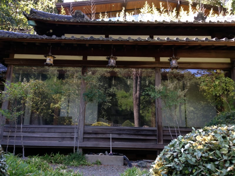 NO. 903 KOTANI-EN - Tea House Exterior