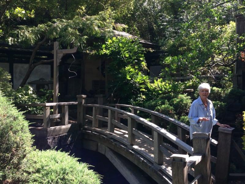 NO. 903 KOTANI-EN - Moon Bridge