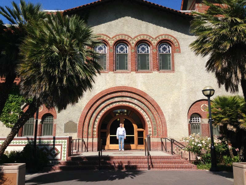 NO. 417 FIRST NORMAL SCHOOL IN CALIFORNIA