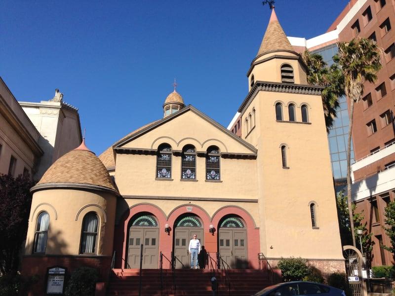 NO. 902 FIRST UNITARIAN CHURCH OF SAN JOSE