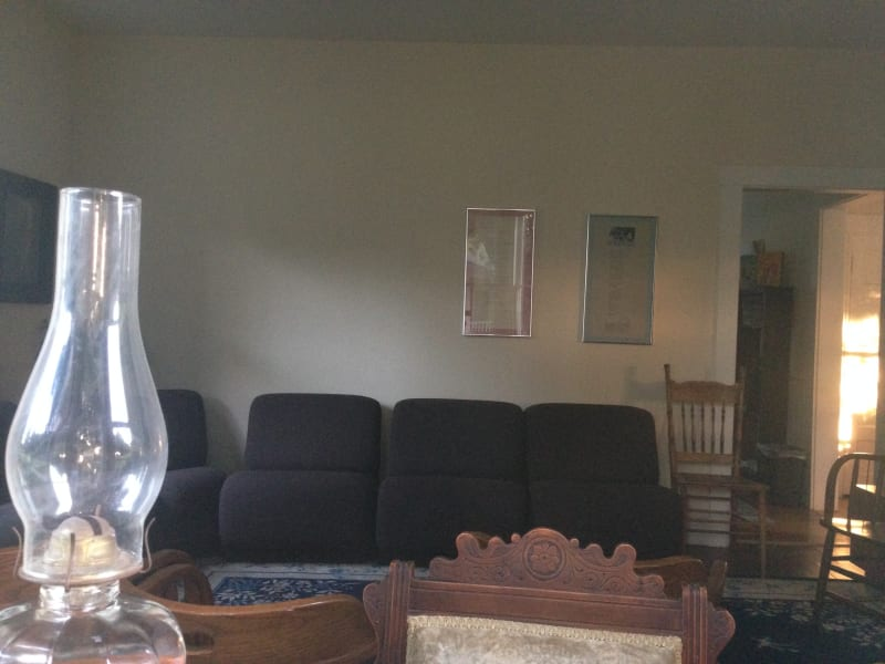 NO. 416 EDWIN MARKHAM HOME - Interior