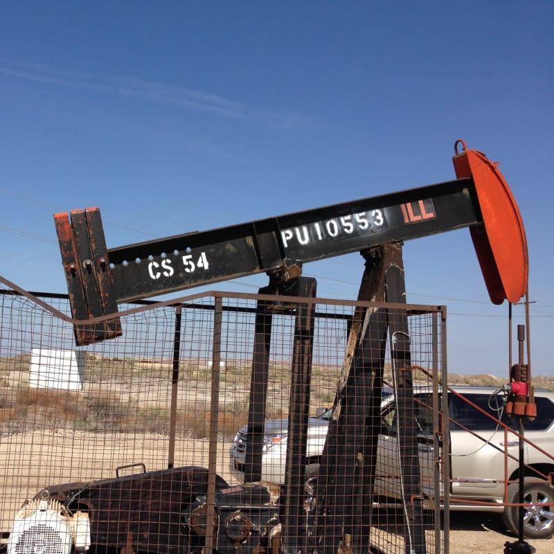 NO. 376 CALIFORNIA STANDARD OIL WELL 1 -   Well #CS-54
