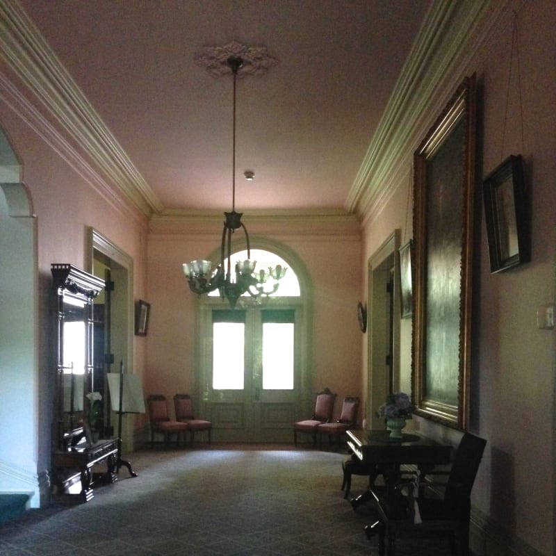 Bidwell Mansion Interior