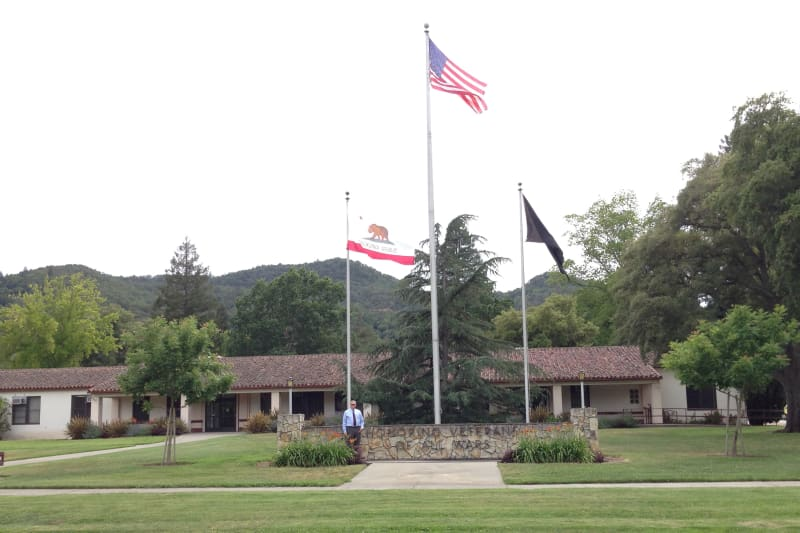 NO. 828 VETERANS HOME OF CALIFORNIA
