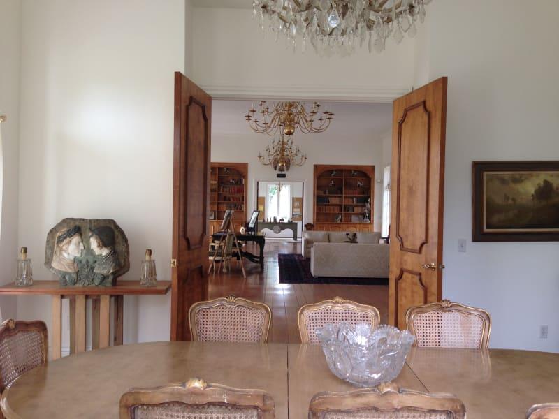 NO. 392-1 SITE OF HARASZTHY VILLA - Dining Room