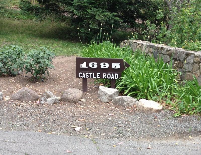 NO. 392-1 SITE OF HARASZTHY VILLA - Address:1695 Castle Road, Sonoma, CA