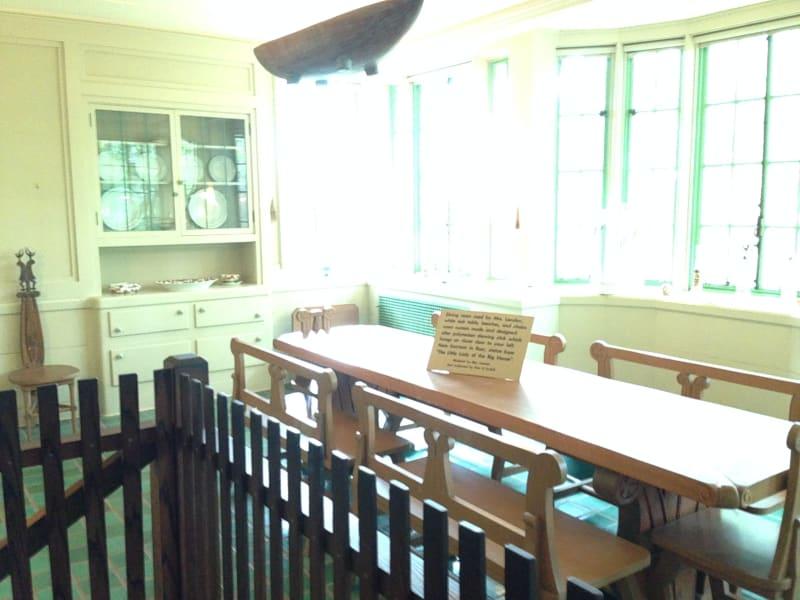 NO. 743 JACK LONDON STATE HISTORIC PARK - Dining Room