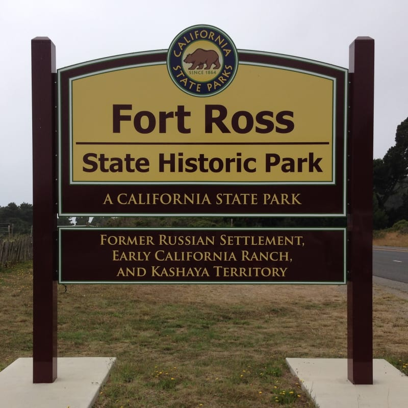 NO. 5 FORT ROSS - State Park