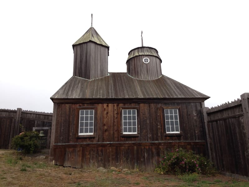 NO. 5 FORT ROSS - Orthodox Church
