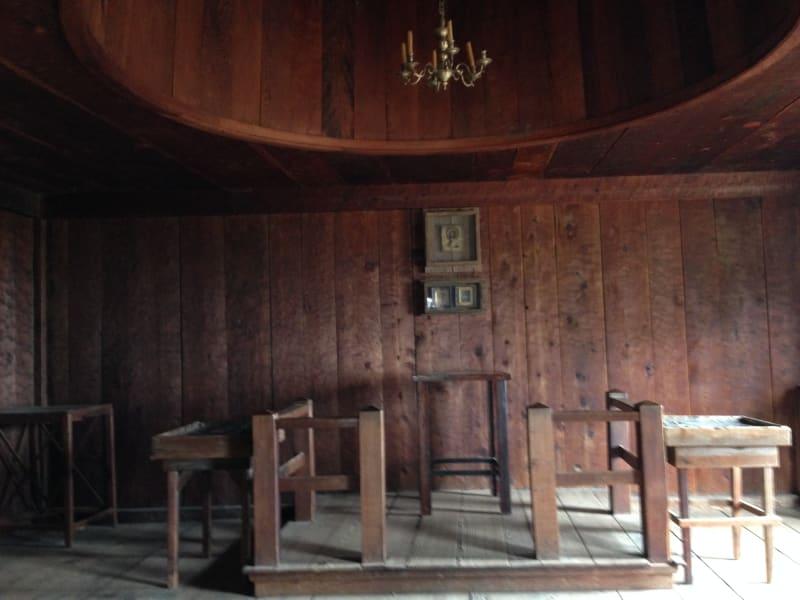 NO. 5 FORT ROSS - Church Interior