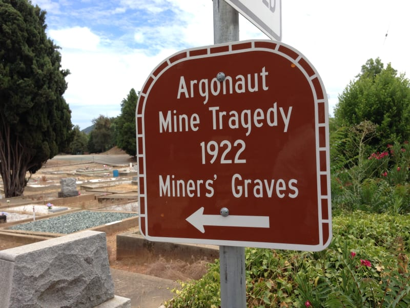NO. 786 ARGONAUT AND KENNEDY MINES -