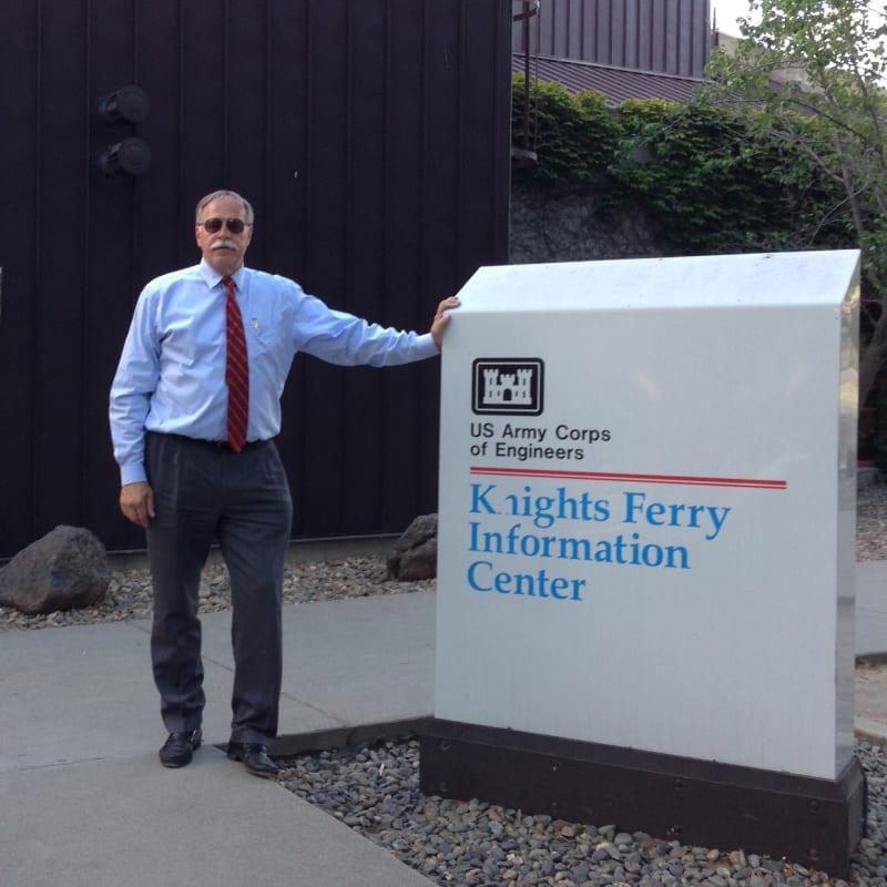 NO. 347 KNIGHTS FERRY - Information Center