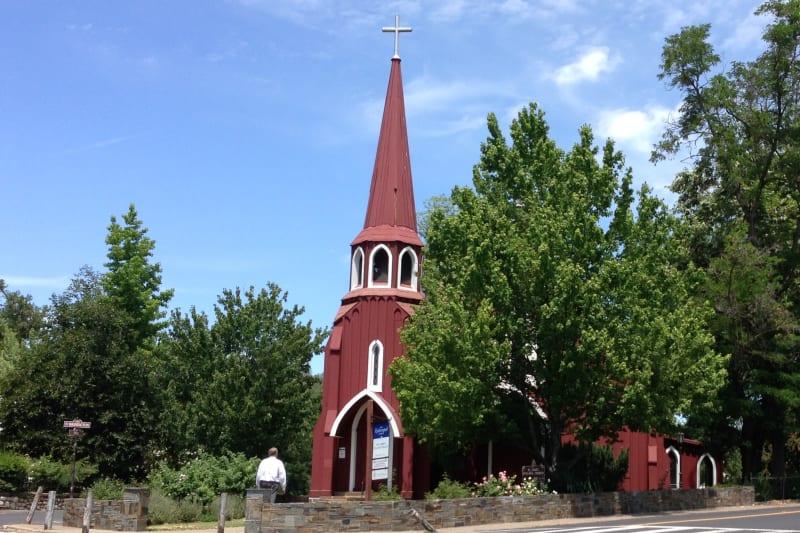 No. 139 ST. JAMES EPISCOPAL CHURCH
