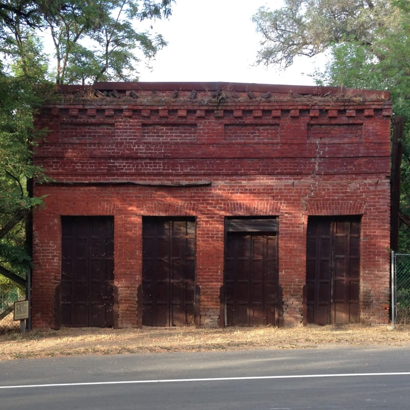 "NO. 748 COLOMA ROAD-COLOMA - ""Bell's Brick Store"""