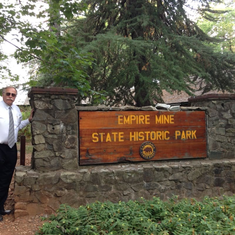 NO. 298 EMPIRE MINE - State Park