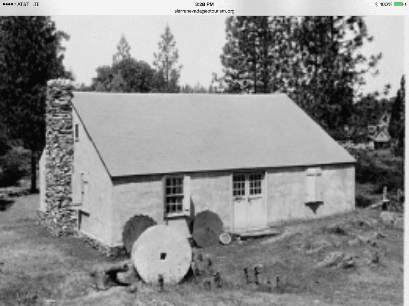NO. 319 MARSHALL'S BLACKSMITH SHOP - Old Photo (sierranevadageotourism.org)