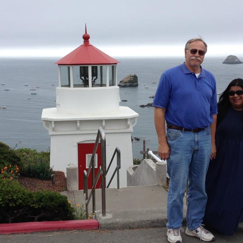 NO. 216 TOWN OF TRINIDAD - Memorial Lighthouse