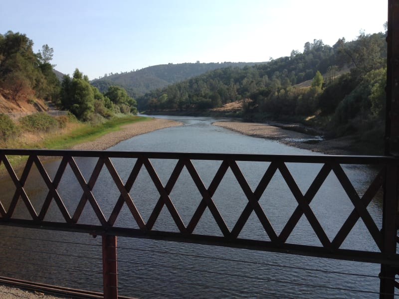 NO. 36 MIDDLE BAR -The Mokelumne River