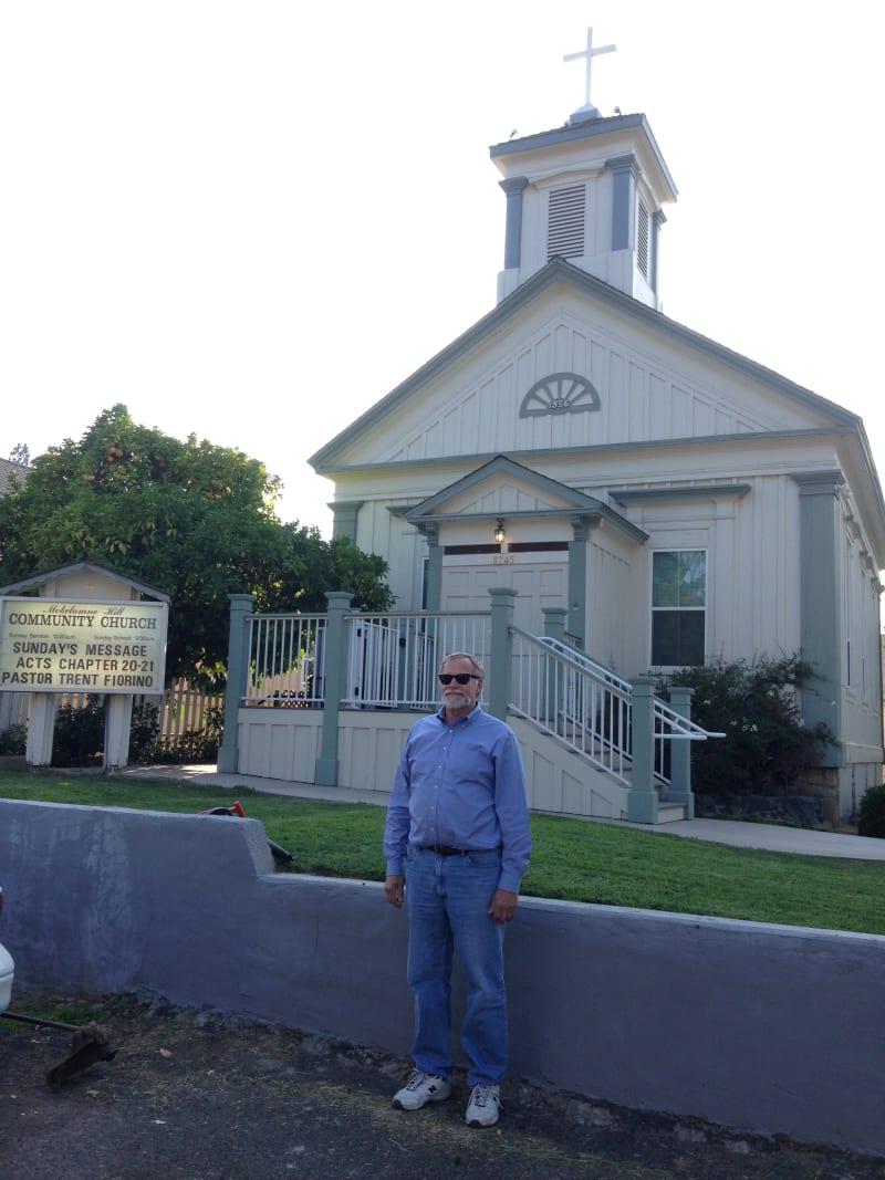 NO. 261 CONGREGATIONAL CHURCH