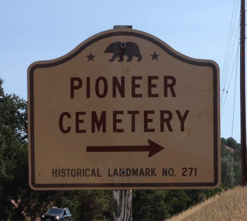 NO. 271 PIONEER CEMETERY