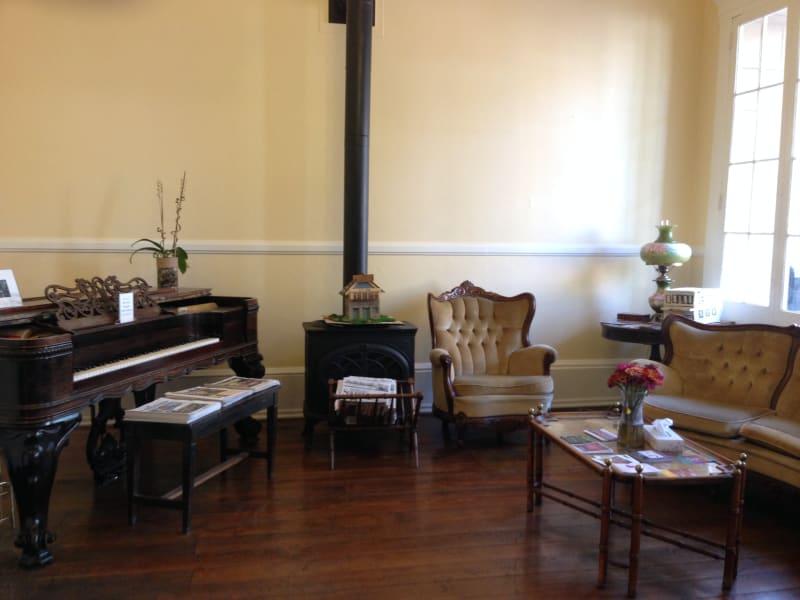 NO. 267 MITCHLER HOTEL - Interior