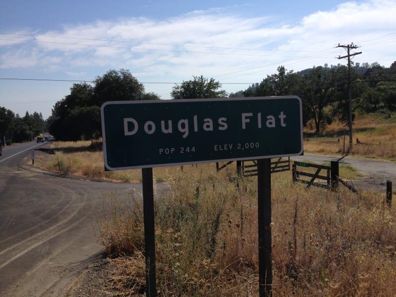 NO. 272 DOUGLAS FLAT
