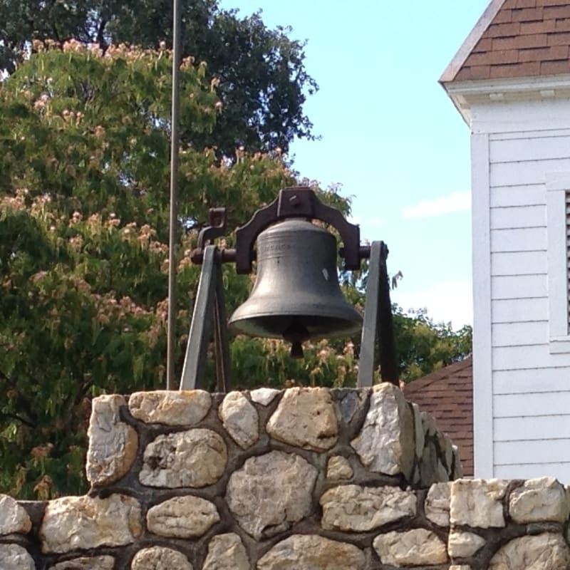 NO. 370 VALLECITO BELL MONUMENT - Bell