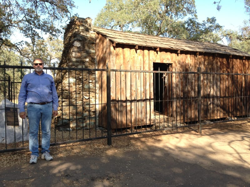 NO. 138 MARK TWAIN CABIN
