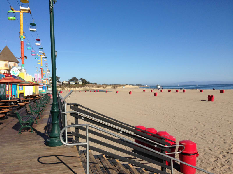 NO. 983 SANTA CRUZ BEACH BOARDWALK -