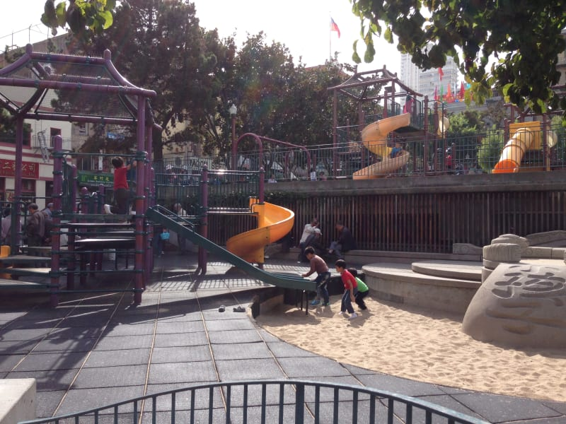NO. 119 PORTSMOUTH PLAZA _ Playground