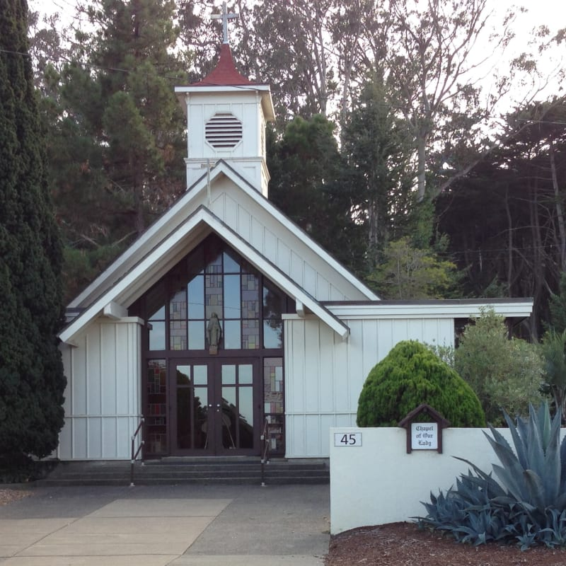 NO. 79  PRESIDIO OF SAN FRANCISCO – Chapel