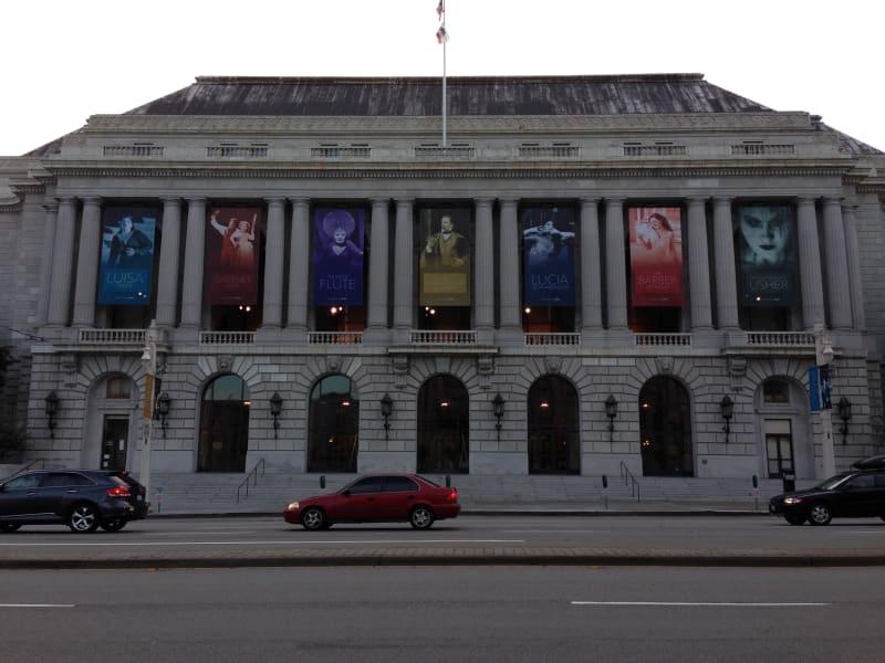 NO. 964 WAR MEMORIAL COMPLEX - War Memorial Opera House, 301 Van Ness