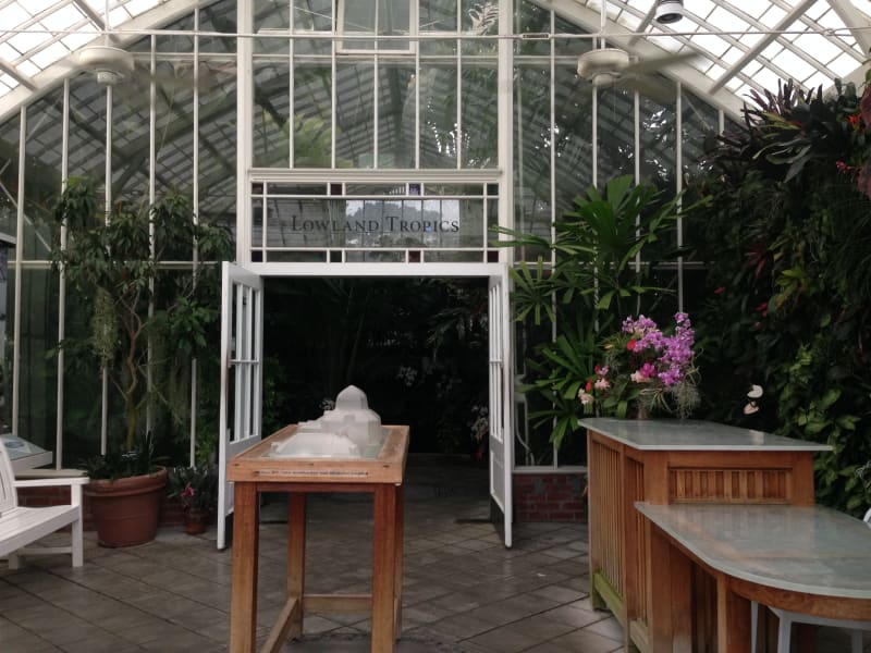 NO. 841 THE CONSERVATORY – Greenhouse
